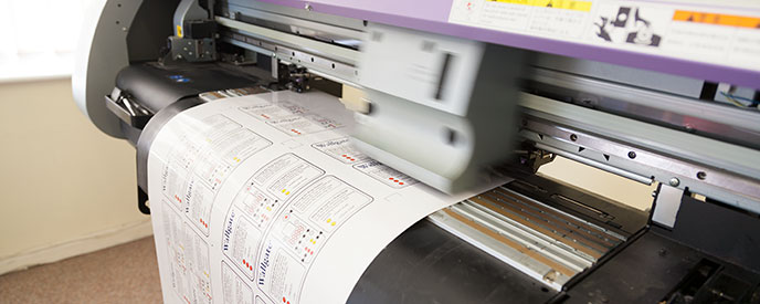 Richard Ching & Son | On-roll label printing
